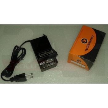 Alimentatore per amplificatore TV AL 12V 120mA n.2 Uscite - Sud Elettronica AGGA00002