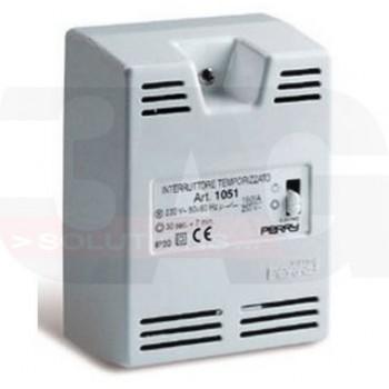Temporizzatore luce scale 3 fili esterno - Perry 1IT1051
