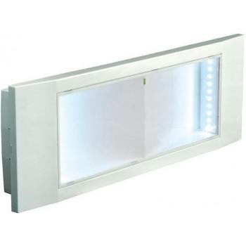 Lampada emergenza LED Stile In 8106/11W IP40 - Beghelli 1499 SE