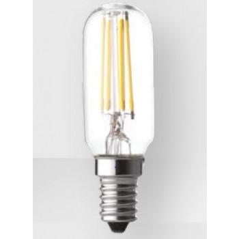 Lampada per cappa WIRE LED Tubolare Trasparente E14 4W 3000K - WIVA 12100550