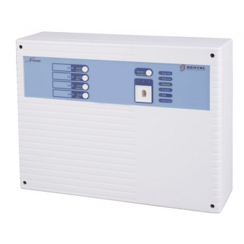 BENTEL NORMA8Z+GSM - Centrale antifurto 8 zone con inseritore trasponder ECL2UKR + 3 chiavi + modulo GSM