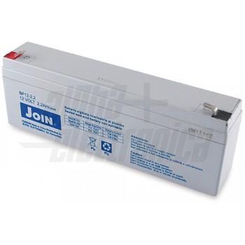 Batteria Ricaricabile al piombo 12V 2Ah - BAT13 - ePlan 6FM2.3