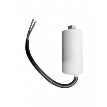 Condensatore 16 uF 450Vac con cavo - 12AG116