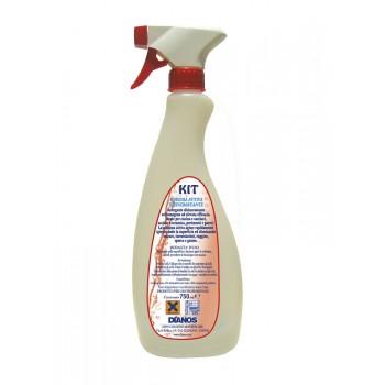 Detergente KIT Schiuma Attiva Disincrostante 750 ml - DIANOS 7063N