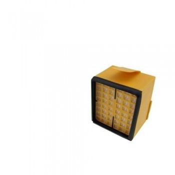 Filtro Hepa in busta adattabile scopa elettrica Folletto VK 135 - 136