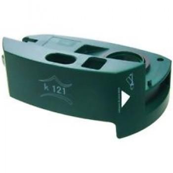 Calotta superiore coprimotore adattabile scopa elettrica Folletto VK 121