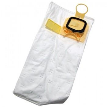 Confezione n.6 sacchetti in microfibra adattabile Folletto VK 140 - 150