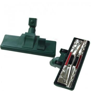 Corpo spazzola con ruote adattabile scopa elettrica Folletto VK 120-121-122