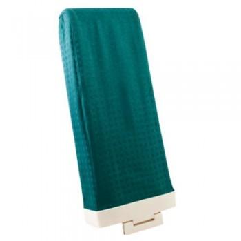 Unità filtro con sacco verde filtrante imbottito adattabile scopa elettrica Folletto VK 120