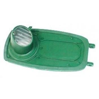 Bocchettone reggi sacco adattabile scopa elettrica Folletto VK 121