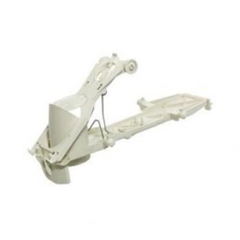 Bocchettone fissaggio sacchetto adattabile scopa elettrica Folletto VK 130 - 131