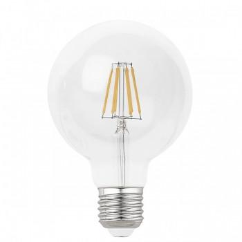 Lampada Wire LED Globo E27 12W 2700K D12,5cm - Gea Led GLA256C