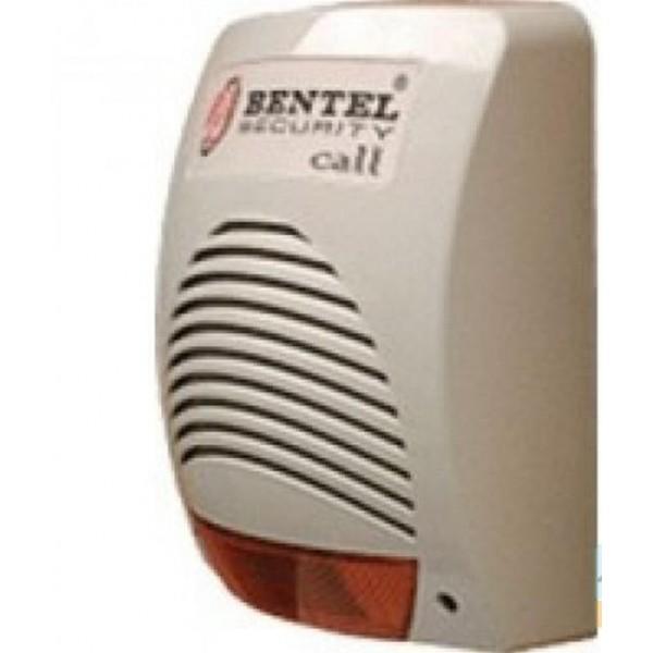 Sirena autoalimentata per esterno 12v dc bentel call pi for Bentel call pi