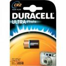Batteria pila 3V ULTRA Photo in blister 1pz - DURACELL CR2 DL2
