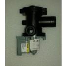 Elettropompa lavatrice Askoll M116 con foro tubo posteriore chiuso 25W adattabile Indesit C00044998 - 63AR500